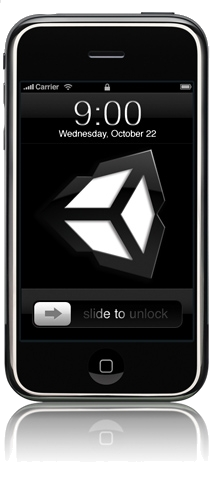 Unity3D on iPhone